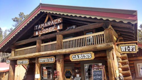 Historic Tamarack Lodge And Cabins - Kalispell, MT 59919