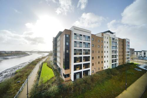 . Newport Student Village (Campus Accommodation)