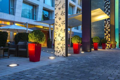 Radisson Blu Media Harbour Hotel, Düsseldorf photo 3