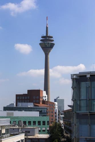 Radisson Blu Media Harbour Hotel, Düsseldorf photo 5