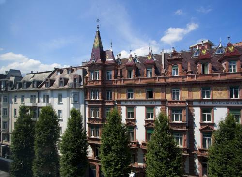 Waldstätterhof Swiss Quality , Pension in Luzern
