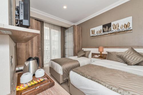 Istanbul Alphonse Hotel