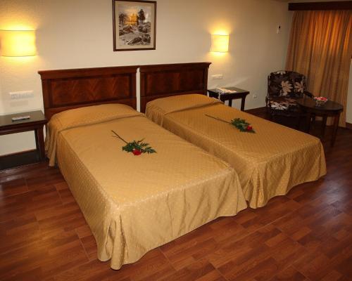 A Hotel Com Hotel El Hidalgo Hotel Valdepeñas Spain