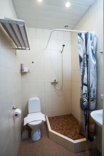 Гостиница Берег Стандартный трехместный номер