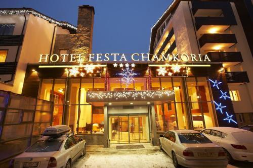 . Hotel Festa Chamkoria
