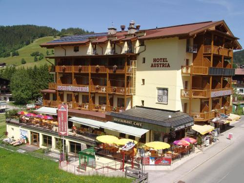 Hotel Austria Wildschönau-Niederau