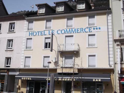 Hôtel Le Commerce - Hôtel - Modane