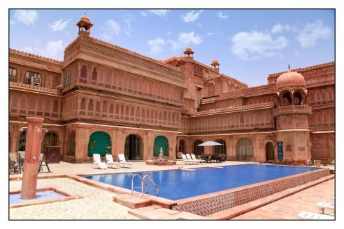 . The Laxmi Niwas Palace