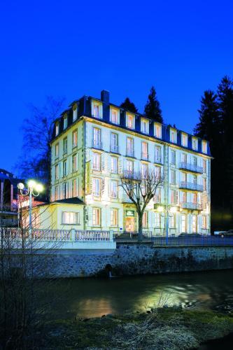 . Le Parc Des Fees Hôtel Retaurant & Spa