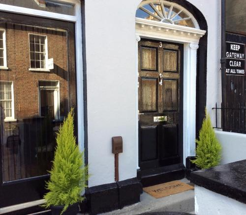 Walled City B&B Princes House, Londonderry