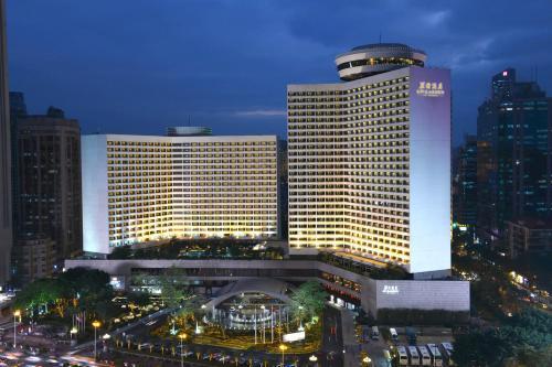 . The Garden Hotel Guangzhou