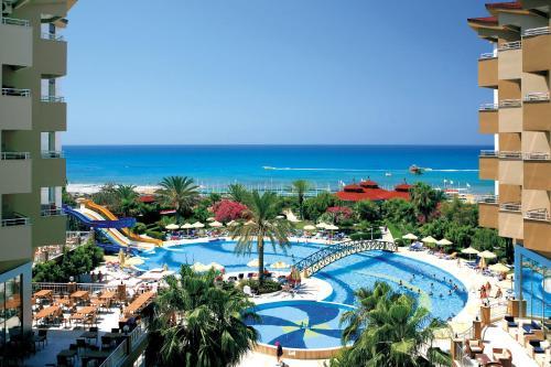 Side Hotel Terrace Beach Resort All Inclusive indirim