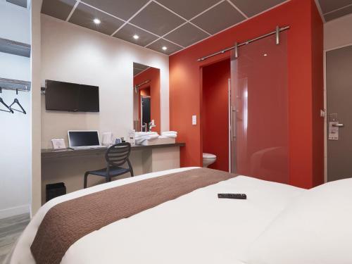 Kyriad Nantes Centre Graslin - Hôtel - Nantes