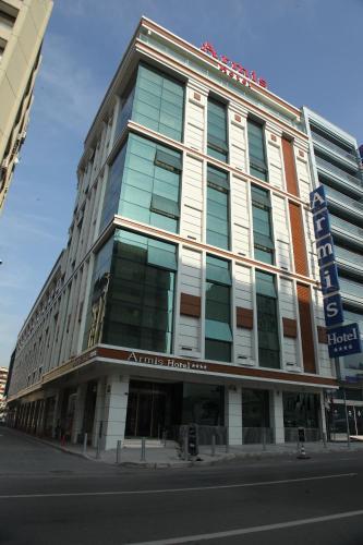 Izmir Armis Hotel adres