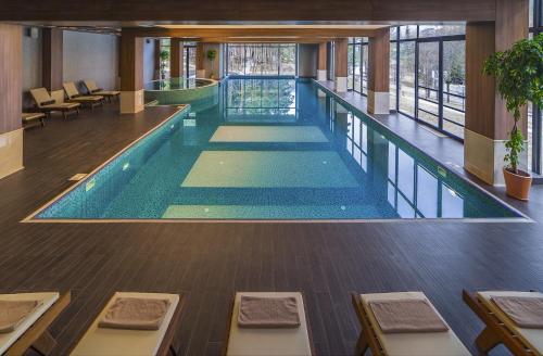 Borjomi Likani Health & Spa Centre - Hotel - Borjomi