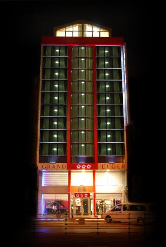 Kayseri Grand Ulger Hotel address