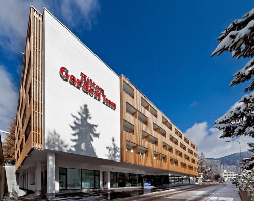 Accommodation in Davos