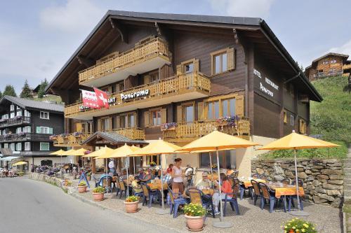 Panorama Hotel And Restaurant
