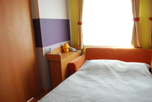 Cameră single tip buget (Budget Single Room)