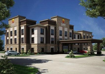 Comfort Inn Suites Woodward