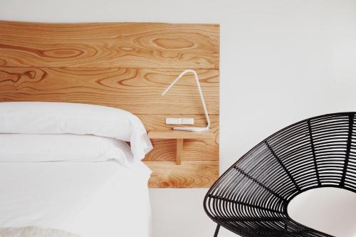 Double Room with Balcony and Sea View Hotel A Miranda 12