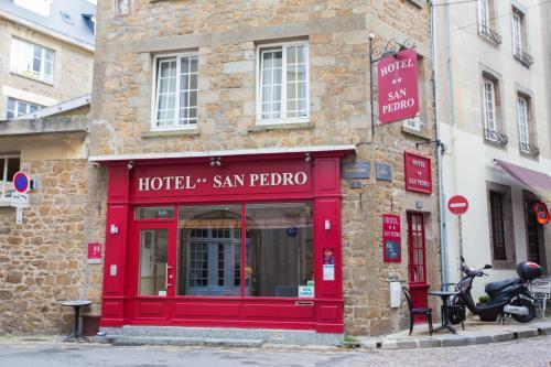 Hôtel San Pedro - Hôtel - Saint-Malo