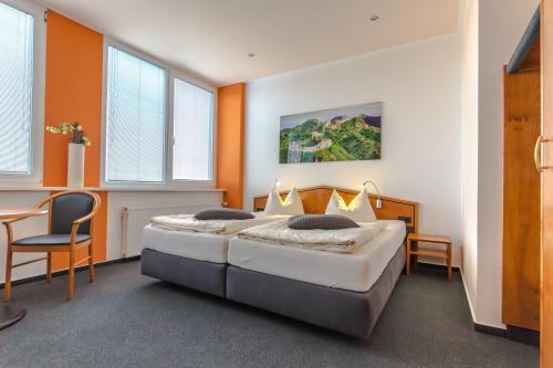 Hotel Weitblick Bielefeld foto della camera
