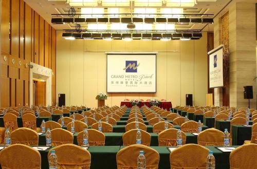 Grand Metropark Hotel Suzhou photo 24