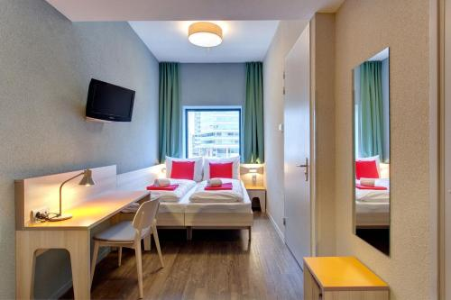 MEININGER Hotel Amsterdam City West photo 31