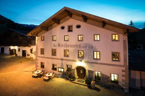 Hotel & Gourmetwirtshaus Kirchenwirt seit 1326 - Leogang