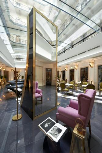 Aria Hotel Budapest by Library Hotel Collection photo 31