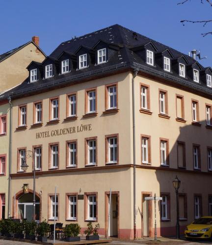. Hotel Goldener Löwe