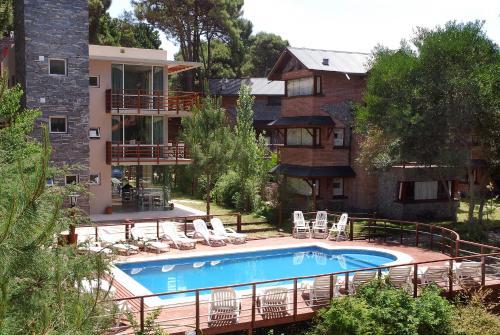 Фото отеля Complejo Aromas