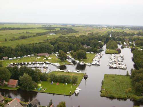 Recreatiecentrum de Kluft, Ferienpark in Ossenzijl bei Giethoorn