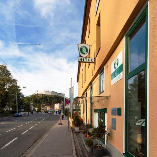 Via Roma, Pension in Salzburg