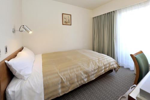 Double Room with Small Double Bed - No Window - Non Smoking
