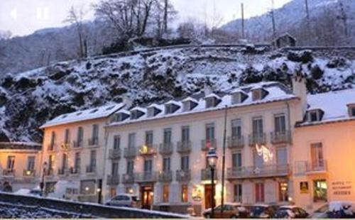 Hôtel Ardiden - Hôtel - Luz-Saint-Sauveur