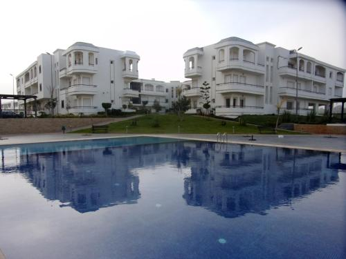 Bahia Golf Beach Bouznika appartement