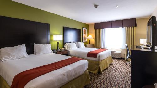 Holiday Inn Express Hotel & Suites Edmond - Edmond, OK 73034