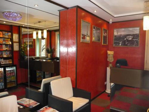 Hôtel des Buttes Chaumont photo 22