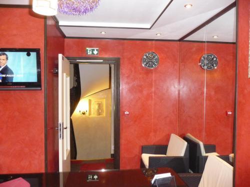 Hôtel des Buttes Chaumont photo 23