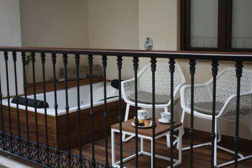 Junior Suite mit Whirlpool Hotel Casa 1800 Sevilla 17