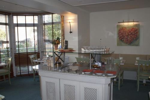 Entrée Groß Borstel Garni Hotel photo 3