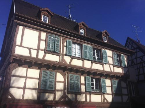 Gite l'Ame d'Antan - Location saisonnière - Colmar