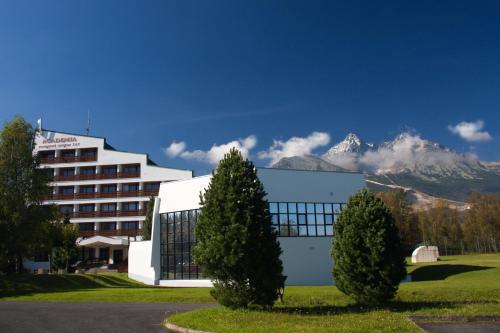 Kongresové centrum SAV Academia - Hotel - Stará Lesná