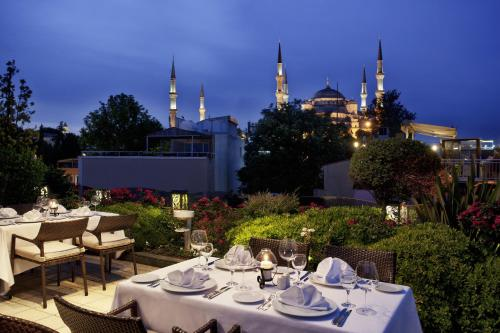 Istanbul Eresin Hotels Sultanahmet – Boutique Class tek gece fiyat