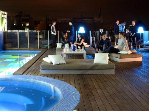 Axel Hotel Barcelona & Urban Spa- Adults Only photo 24