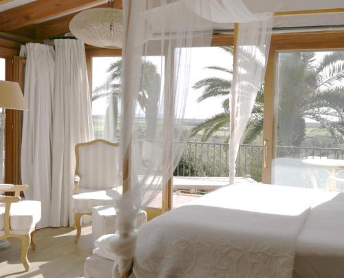 Finca Hotel Rural Es Turó rum bilder