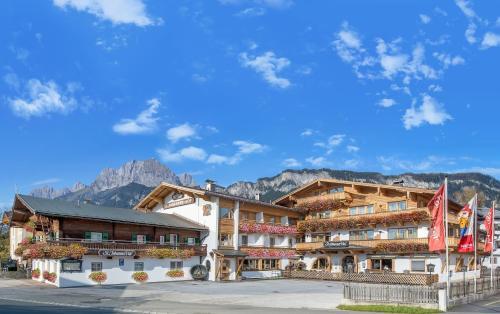 Familotel St. Johanner Hof - Hotel - St Johann in Tirol