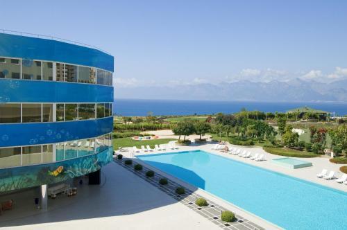 Antalya The Marmara Antalya rooms